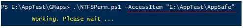 NTFSPerm